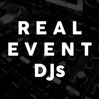 Real Event DJs throughout South & South West, UK. Mobile Disco & DJs in Devon, Cornwall, Dorset, Somerset, Hampshire, Wiltshire & Gloucestershire.